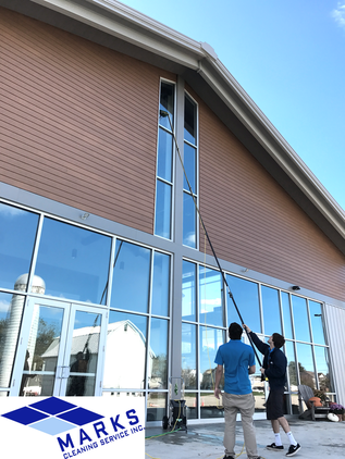 Commercial Window Cleaning Mark S Cleaning Service